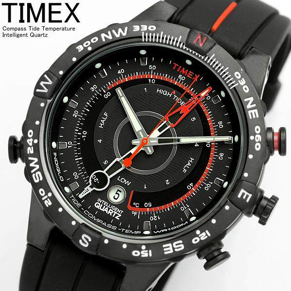 8144a0103 Timex T2N720 Expedition E-Tide Temp Compass outdoorové hodinky