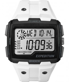TIMEX TW4B04000 Grid Shock Expedition outdoorové hodinky
