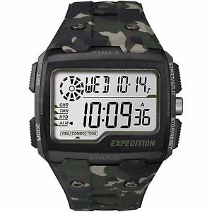 TIMEX TW4B02900 Grid Shock Expedition outdoorové hodinky