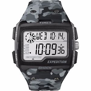 TIMEX TW4B03000 Grid Shock Expedition outdoorové hodinky