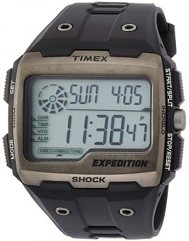 TIMEX TW4B02500 Grid Shock Expedition outdoorové hodinky