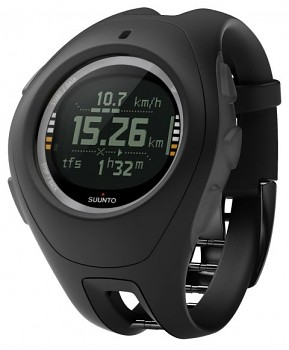 Sporttester Suunto Military X10 Black
