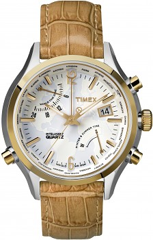 Timex TW2P87900 Intelligent Quartz World Time unisex hodinky
