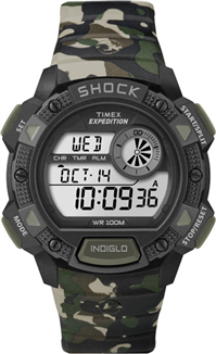 TIMEX T49976 Vibe Shock Expedition outdoorové hodinky
