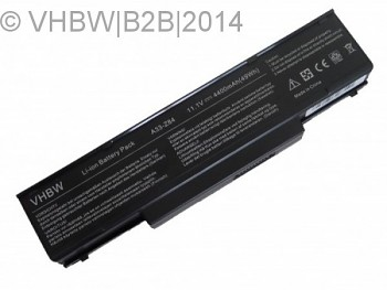 Baterie do LG E500/F1/F1 EXPRSS DUAL/F1 PRO EXPRSS DUAL/F1-2224A/F1-2225A9/F1-2226A/F1-222EG/F1-2235A9/F1-2245A9, 4400mAh