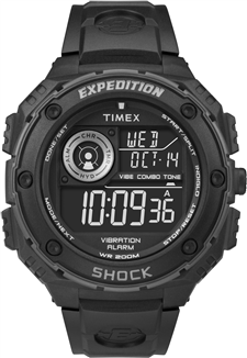 TIMEX T49983 Vibe Shock Expedition outdoorové hodinky