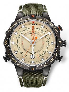 Timex TW2T76500 Expedition E-Tide Temp Compass outdoorové hodinky